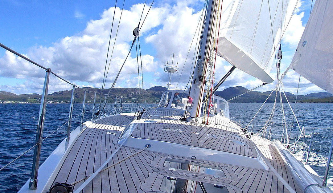 Safety and Security Measures to Take on a Yacht to Avoid Injury