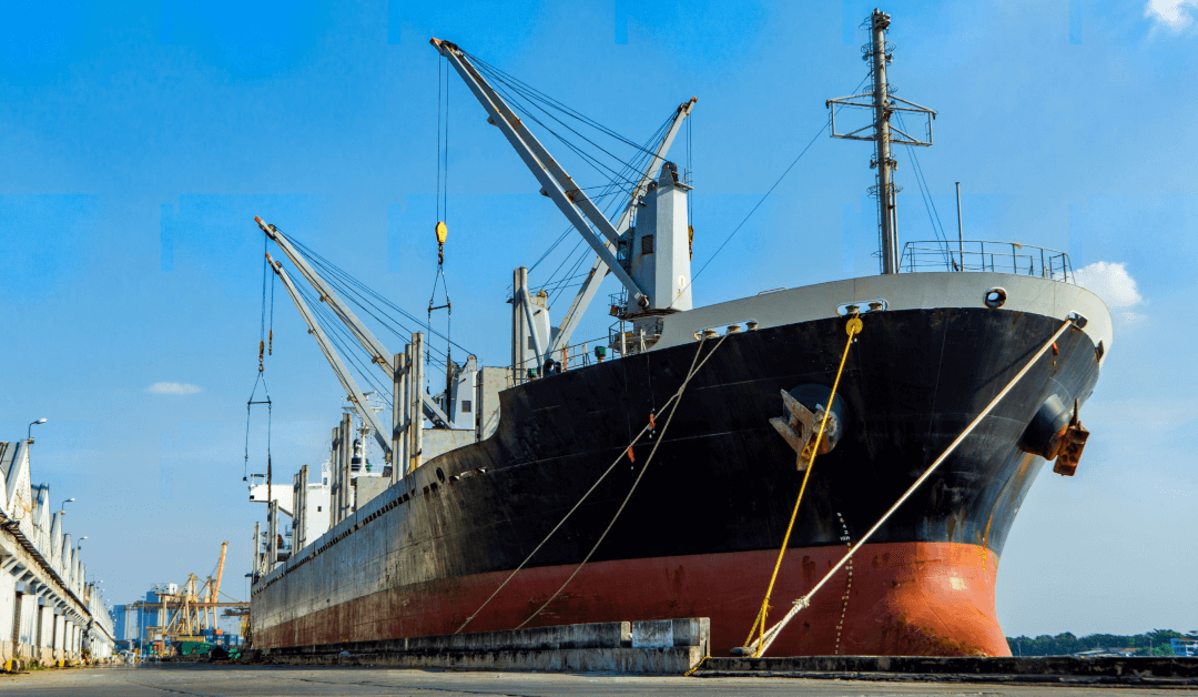 An Admiralty Lawyer Discusses Fire Safety Tips For Cargo Ships